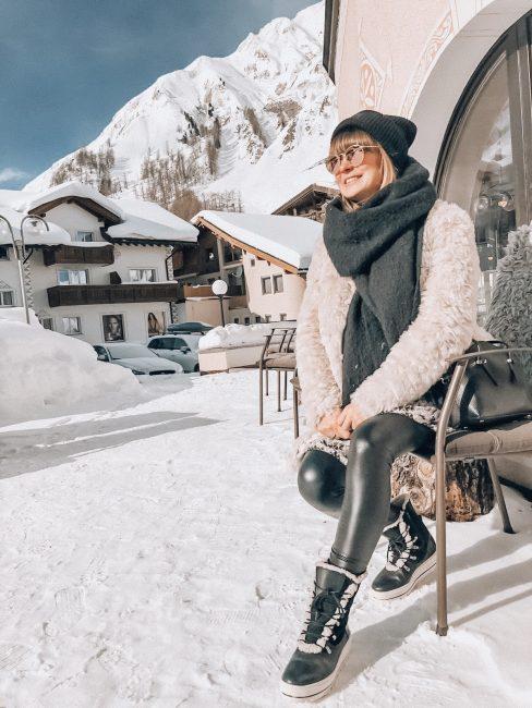 Schwanger in den Winterurlaub – Unser Urlaub im Silvretta Chalet Hotel Samnaun