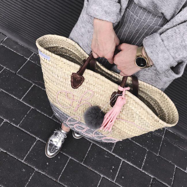 My Personal Monogram Basket